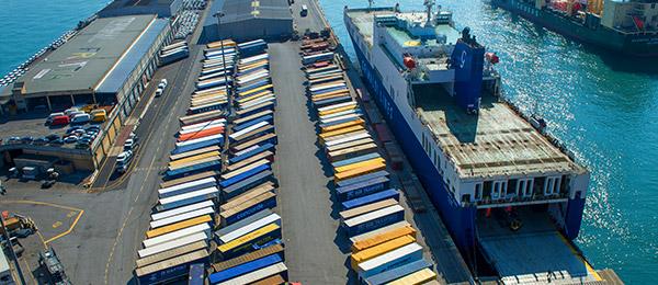 Logistica, Terminal, Container, Gruppo Gavio Trasporti